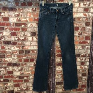 7 For all man kind Bootcut Jeans